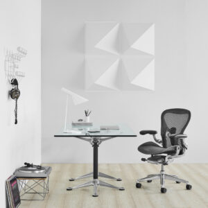 Herman Miller Den Haag aeron chair burdick table bureaustoel bureau Heering Office