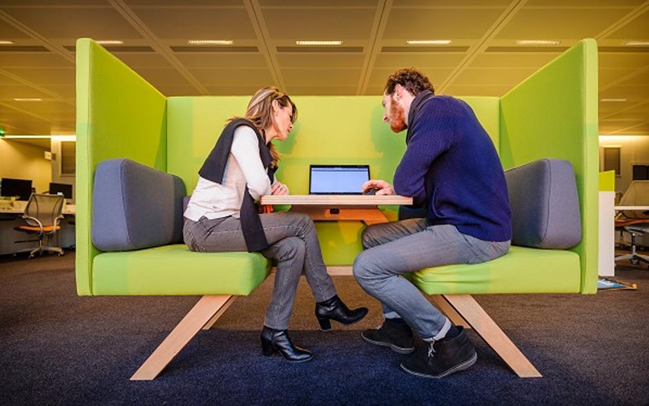 TootheZoo kantoormeubilair Den Haag Heering Office