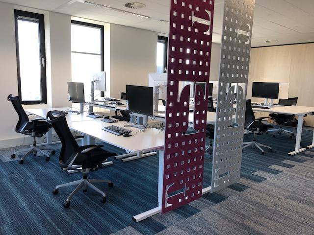 projectstoffering Heering Office Den Haag