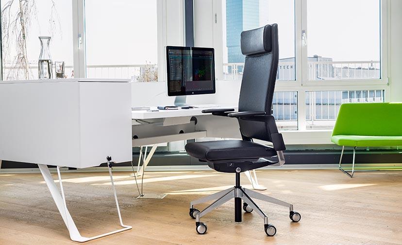 girsberger bureaustoel Heering Office Den Haag