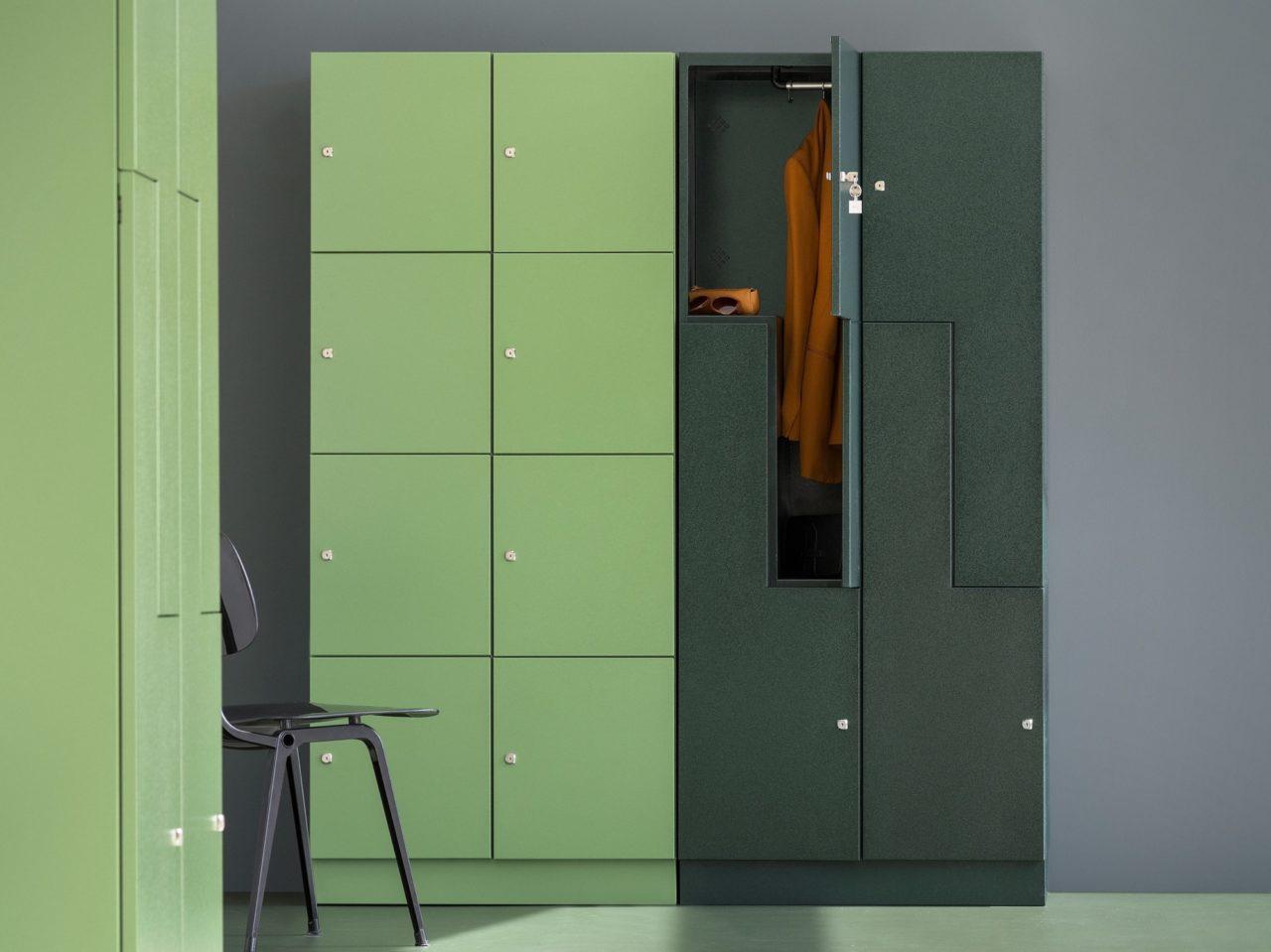 locker Van Esch Heering Office Den Haag