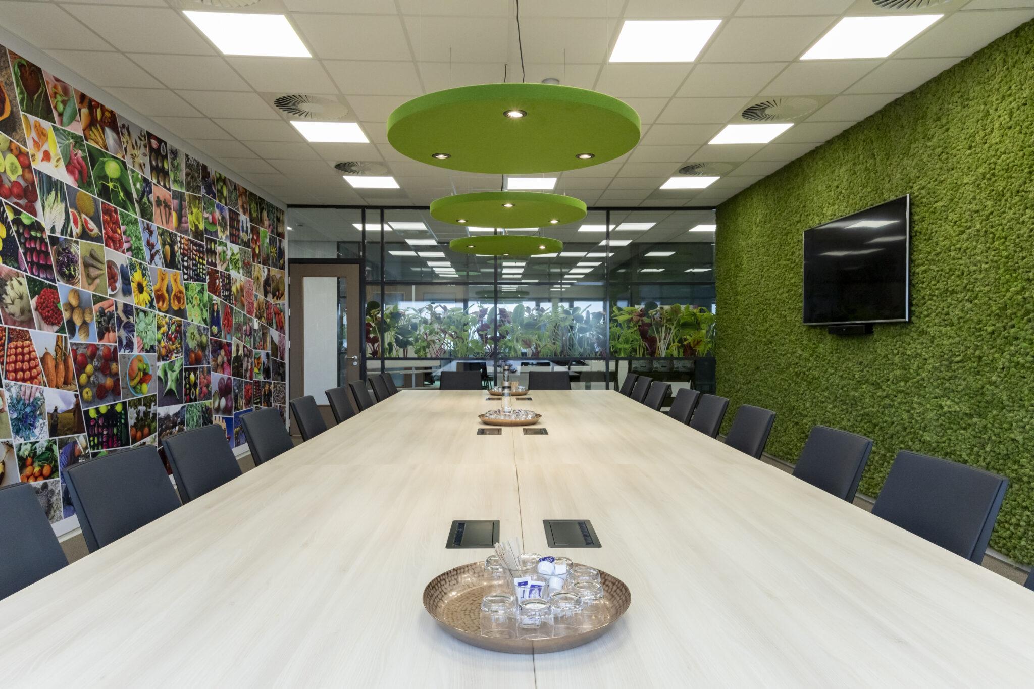Koppert Cress project Heering Office Den Haag