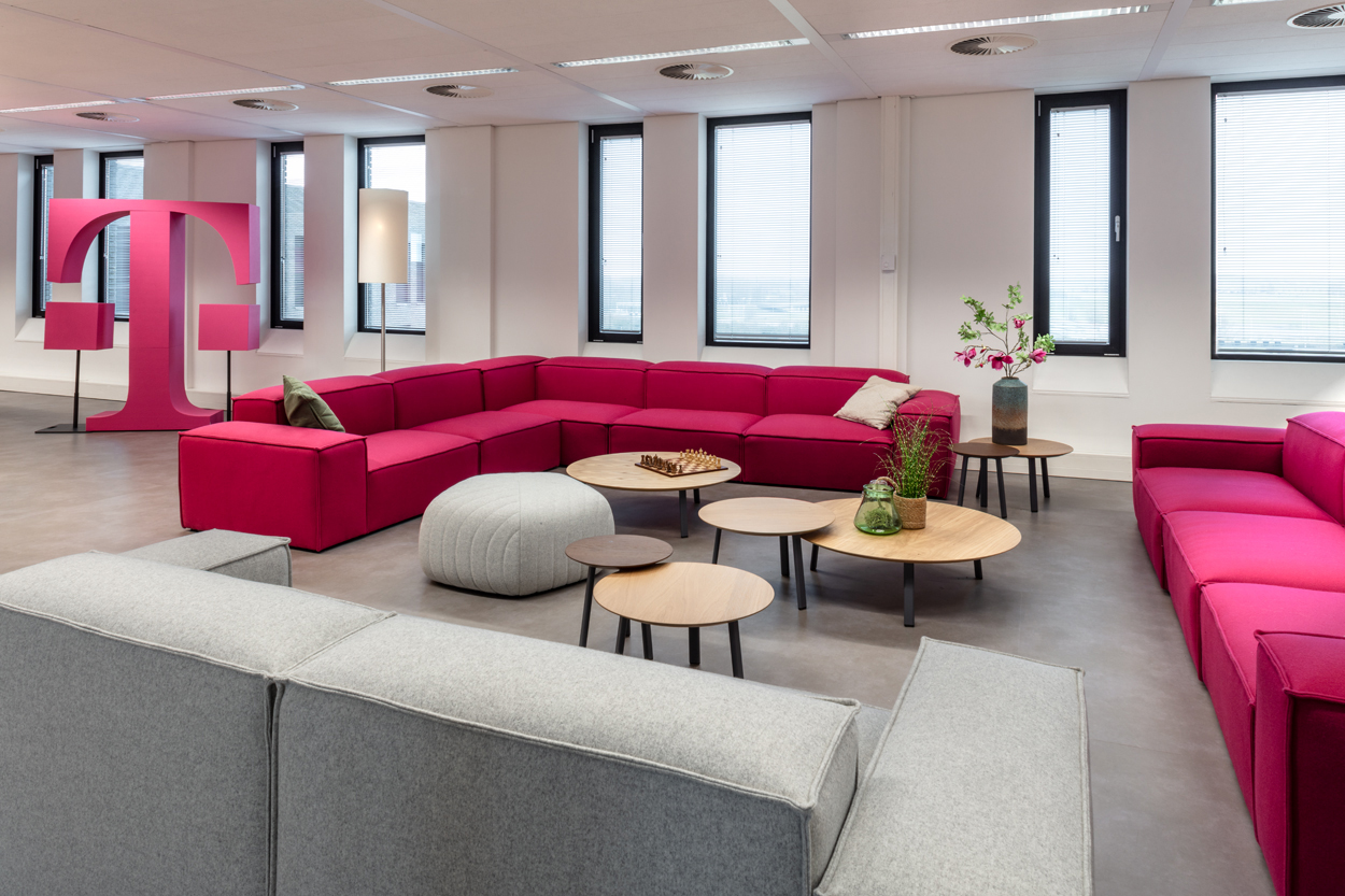 T-systems ontspanningsruimte Heering Office Den Haag