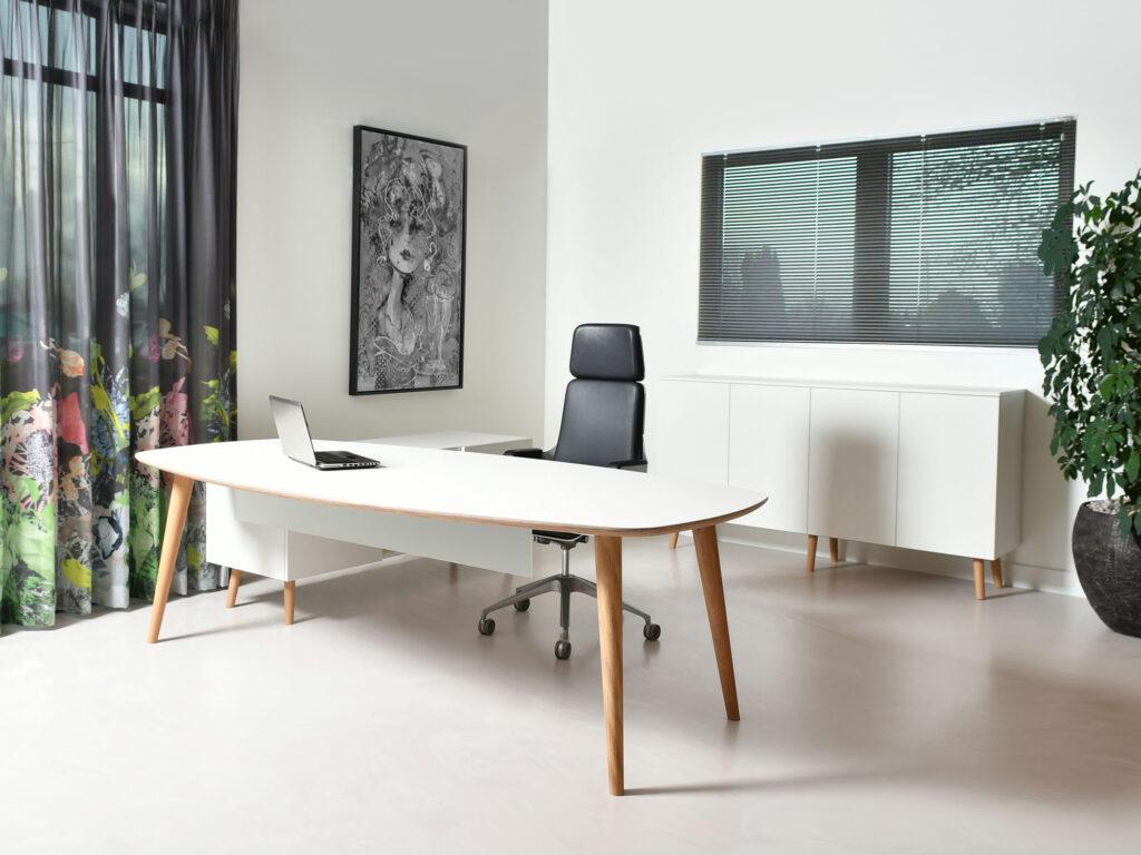 Castelijn kantoormeubelen Den Haag kast bureau Heering Office