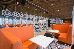 DAVANT Treinbank kantoormeubilair Heering Office