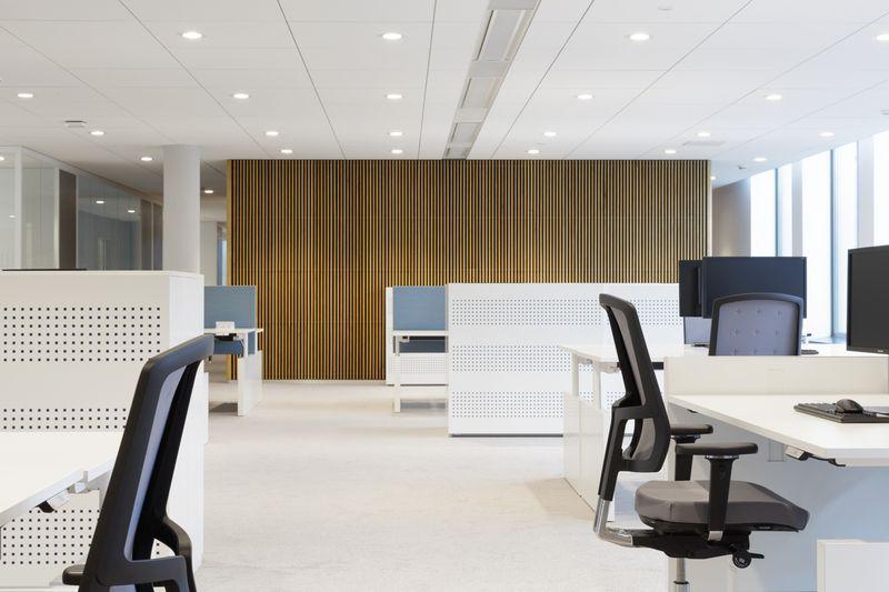 Drentea kantoormeubilair Den Haag bureau Heering Office