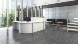 EOL kantoormeubelen Den Haag receptie Heering Office