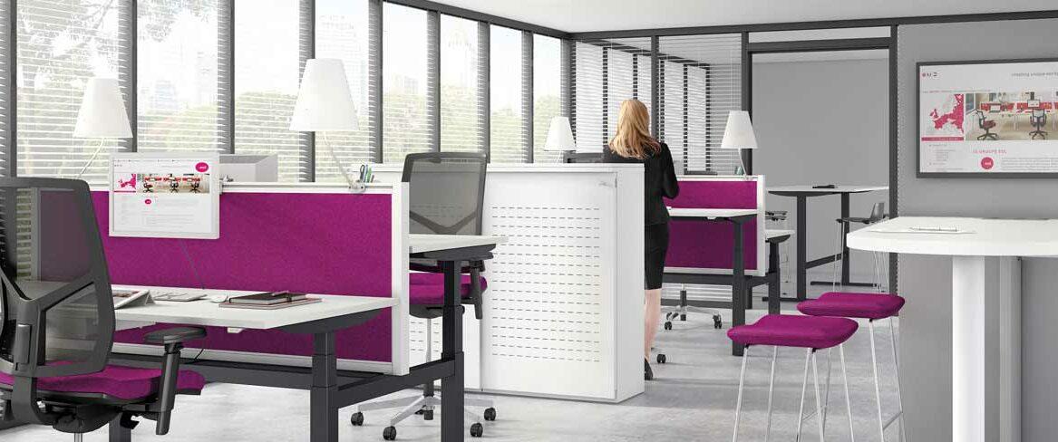 EOL kantoormeubilair Den Haag ergonomie easy_up bureau Heering Office
