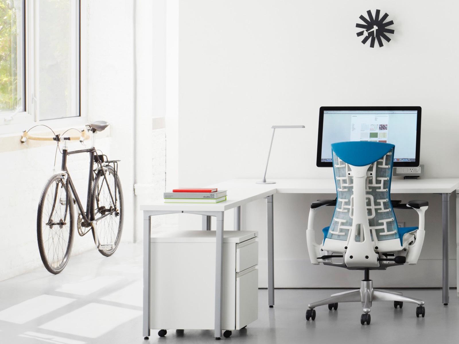 thuis werken met Herman Miller Embody Heering Office Den Haag