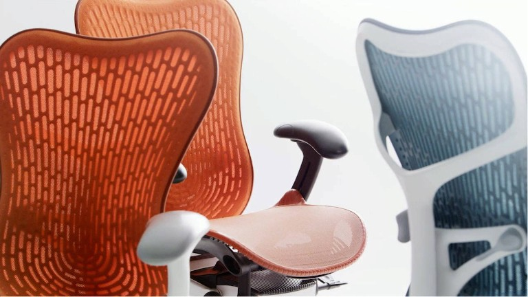 Herman Miller Mirra Heering Office Den Haag