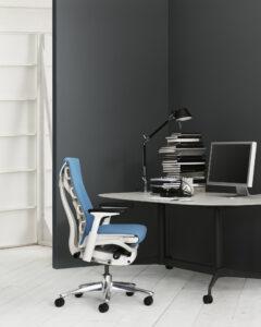 Herman Miller kantoormeubelen Den Haag bureaustoel Heering Office