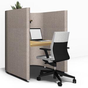 Lande kantoormeubelen Den Haag rondo-lavoro Heering Office