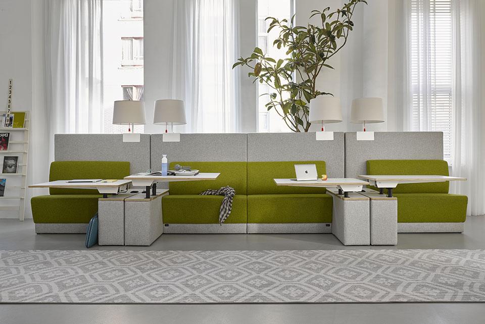 TooTheZoo kantoormeubelen lounge bank Den Haag Heering Office