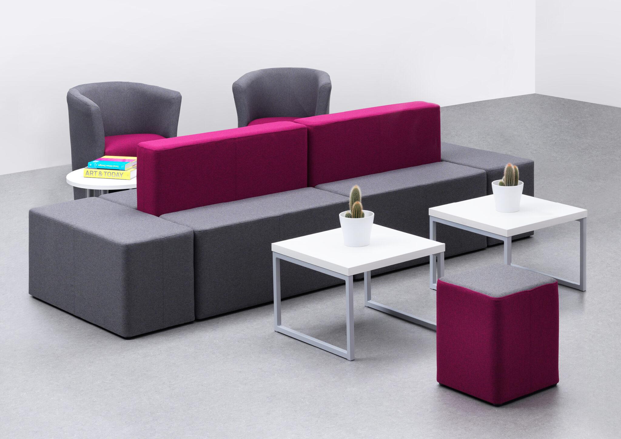 Torasen kantoormeubelen loungemeubilair Den Haag Heering Office