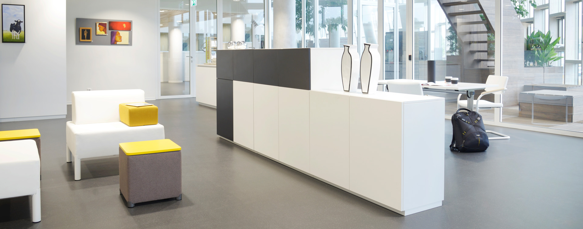 Vepa kantoormeubilair Den Haag Heering Office