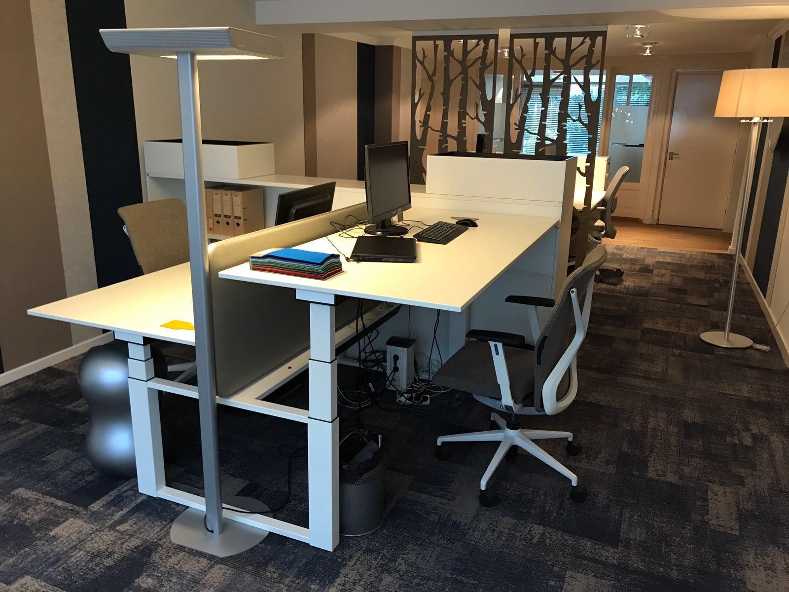 Heering Office Sedus zit-sta bureau
