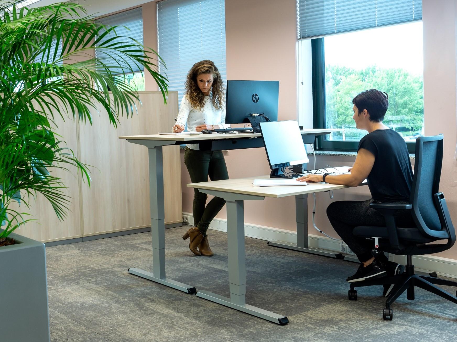 jeugdzorg ergonomische werkplek Heering Office Den Haag