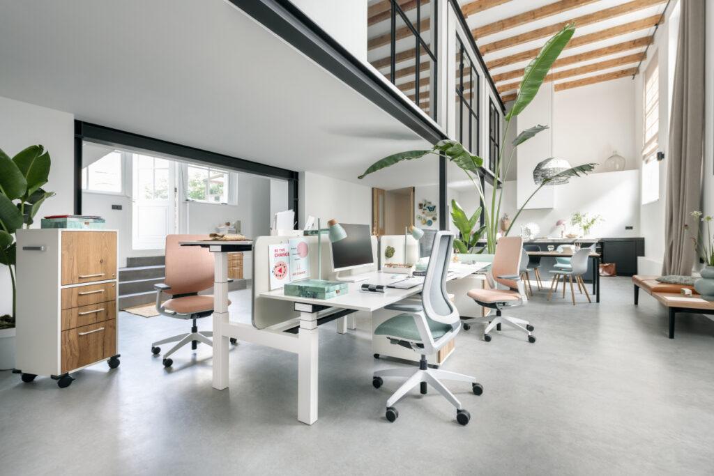 Sedus verstelbaar bureau Heering Office Den Haag