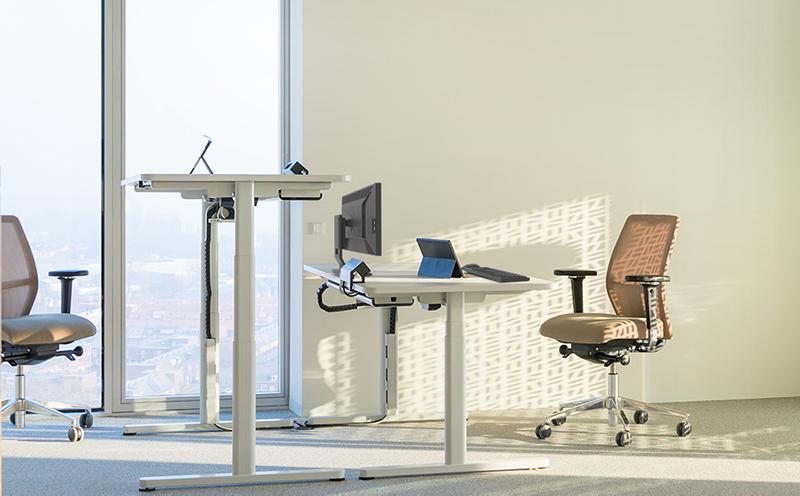Bèta bureaustoel Heering Office Den Haag