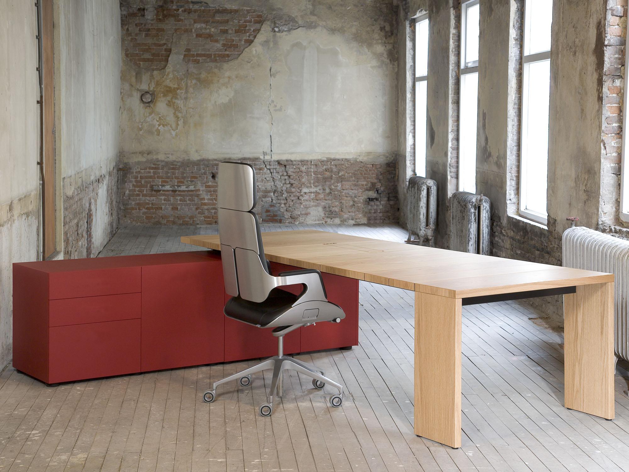 Castelijn directiemeubelen - bureau - bureaustoel Heering Office Den Haag 2