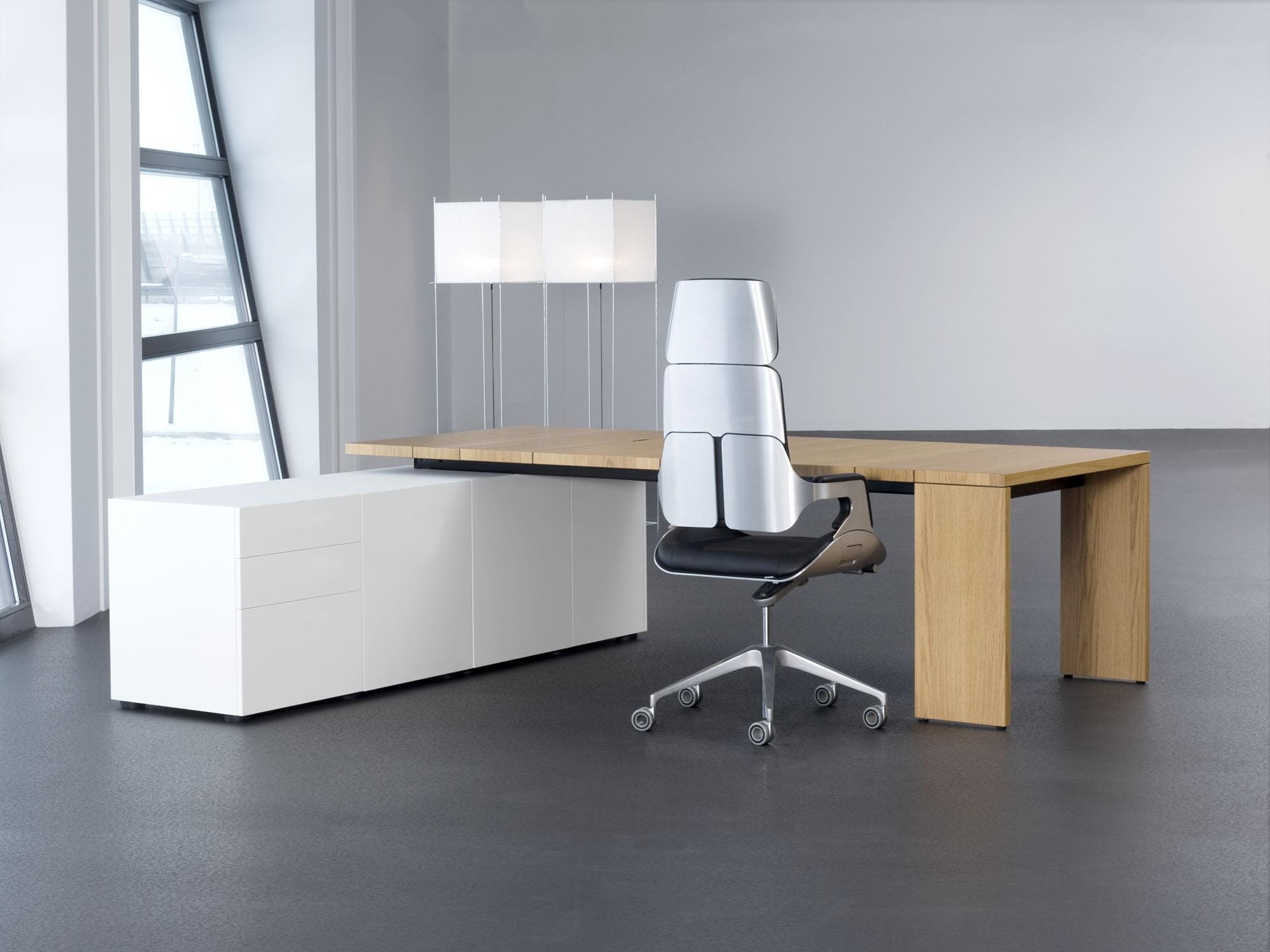 Castelijn directiemeubelen - bureau - bureaustoel Heering Office Den Haag