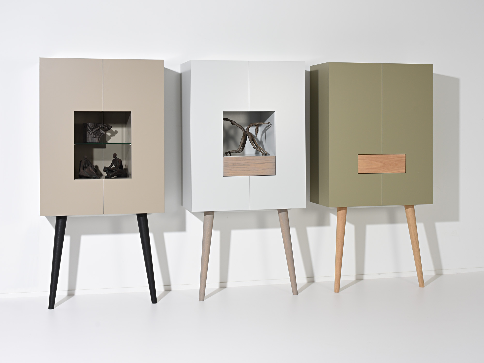 Castelijn opbergruimte - kast Heering Office Den Haag 4