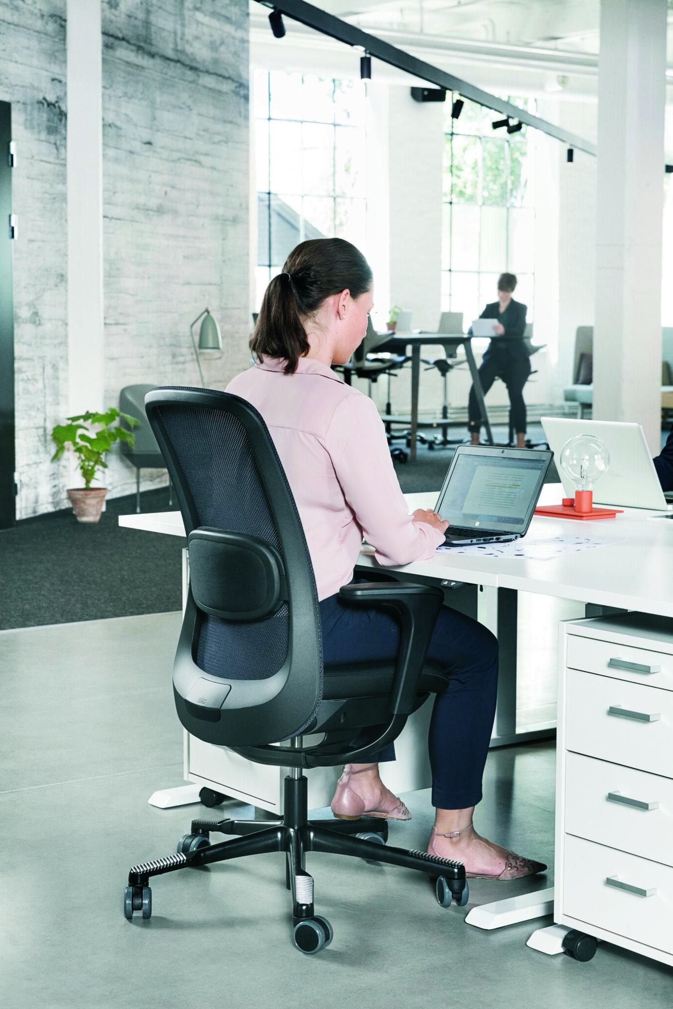 HAG kantoormeubilair ergonomie Den Haag Heering Office