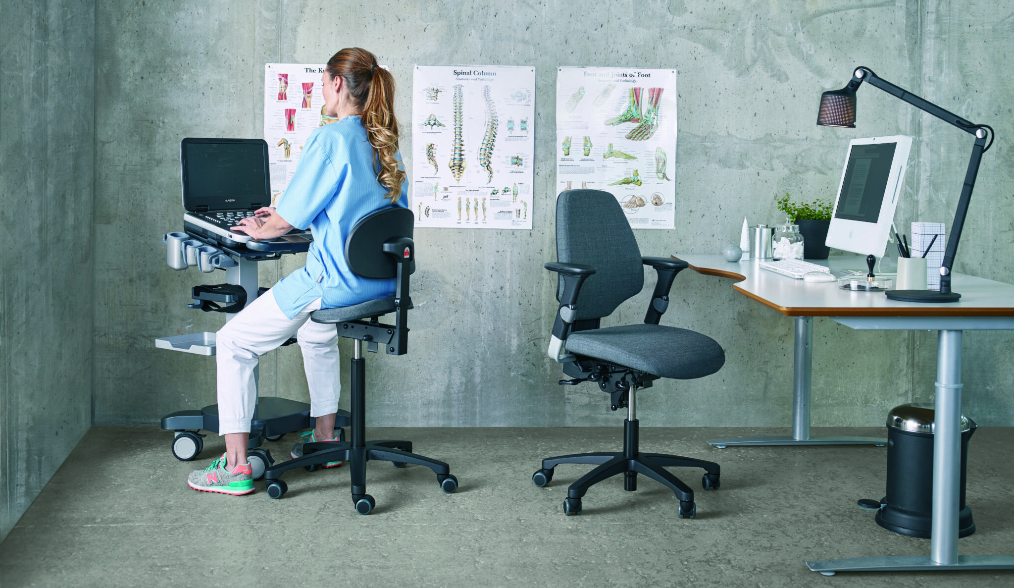 HAG kantoormeubilair ergonomie werkplek Den Haag Heering Office