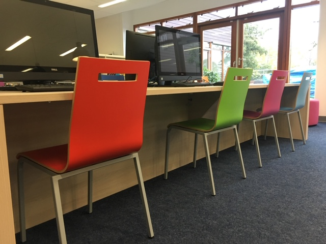 onderwijsmeubilair schoolmeubilair Heering Office Den Haag