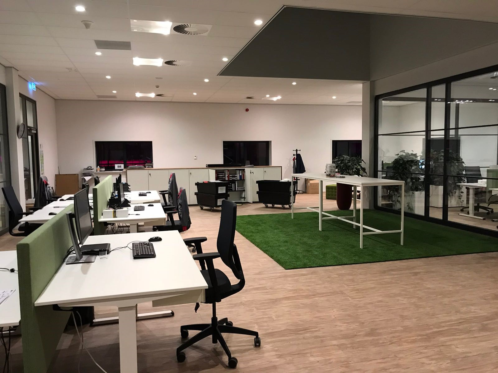 Projectstoffering Heering Office Den Haag