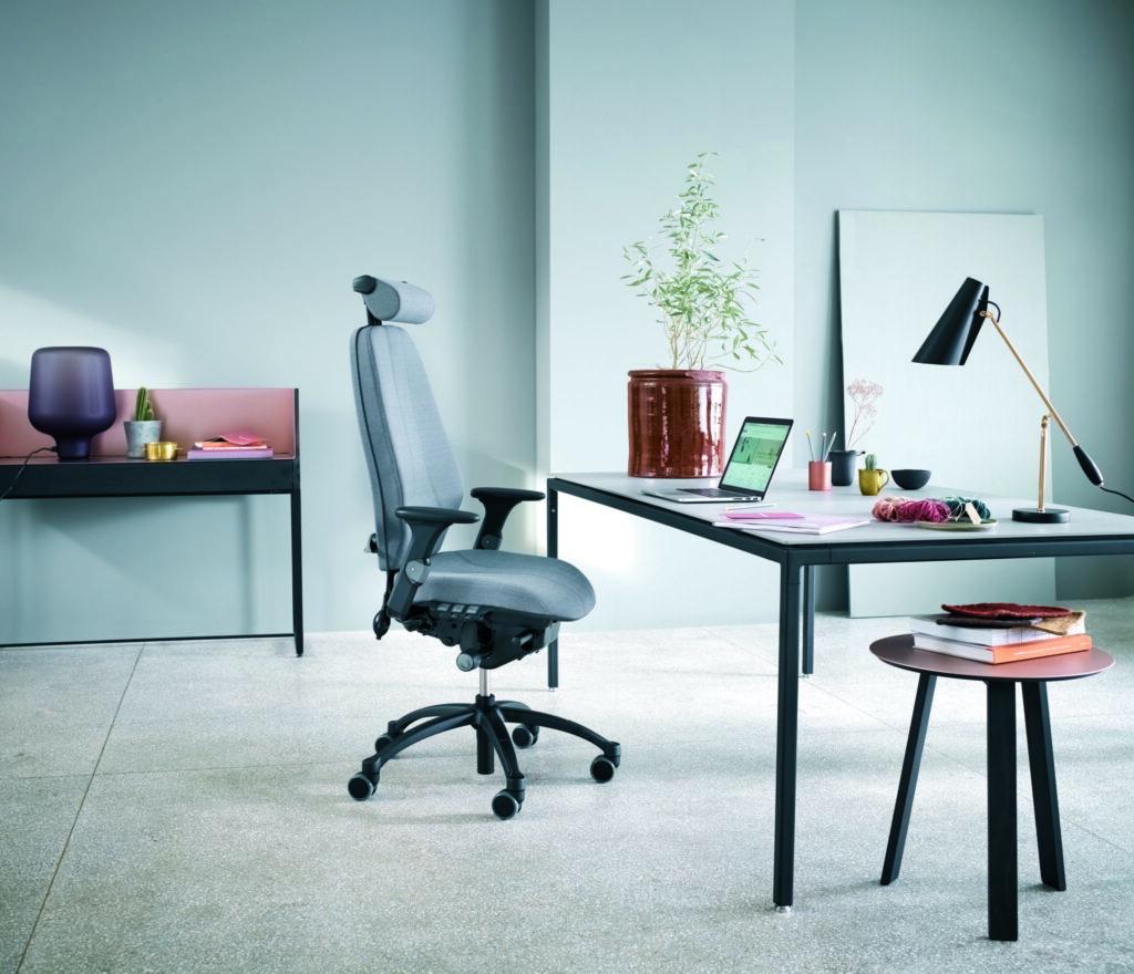 HAG kantoormeubilair ergonomie werkplek Den Haag Heering Office 2