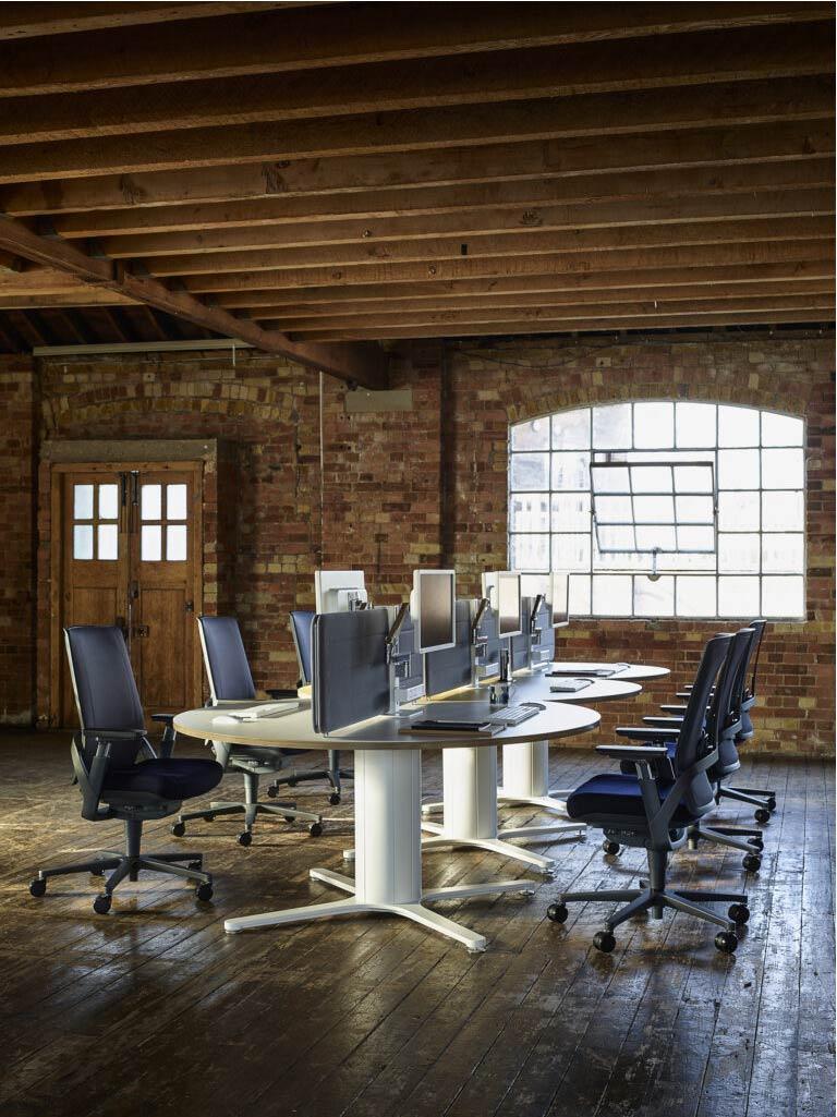 Senator-Iwork chair - bureaustoel-Heering-Office-Den-Haag