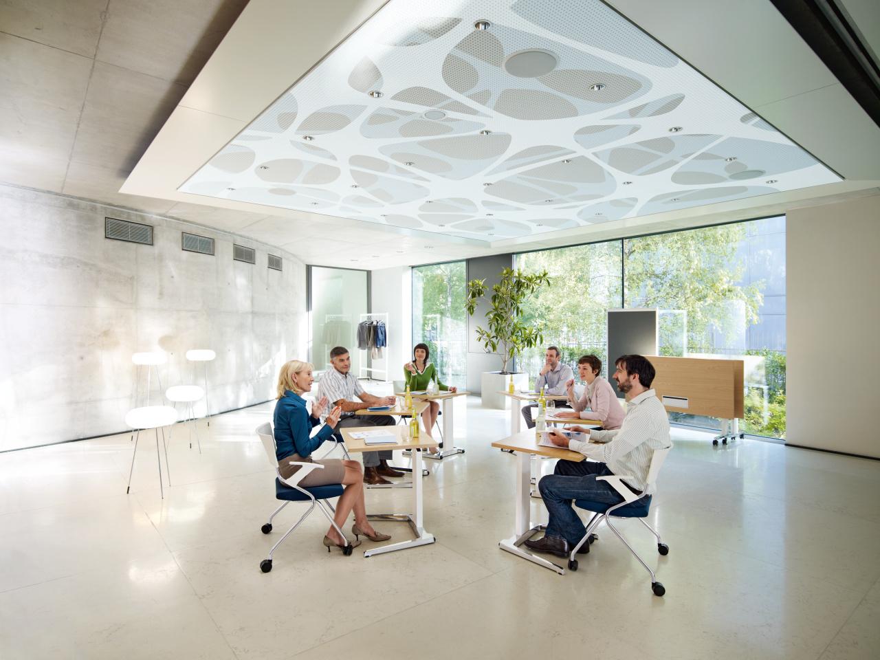 Vergadermeubilair Heering Office Den Haag