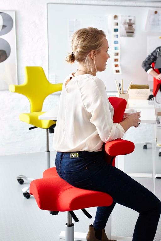 Hag capisco ergonomische stoel Heering Office Den Haag