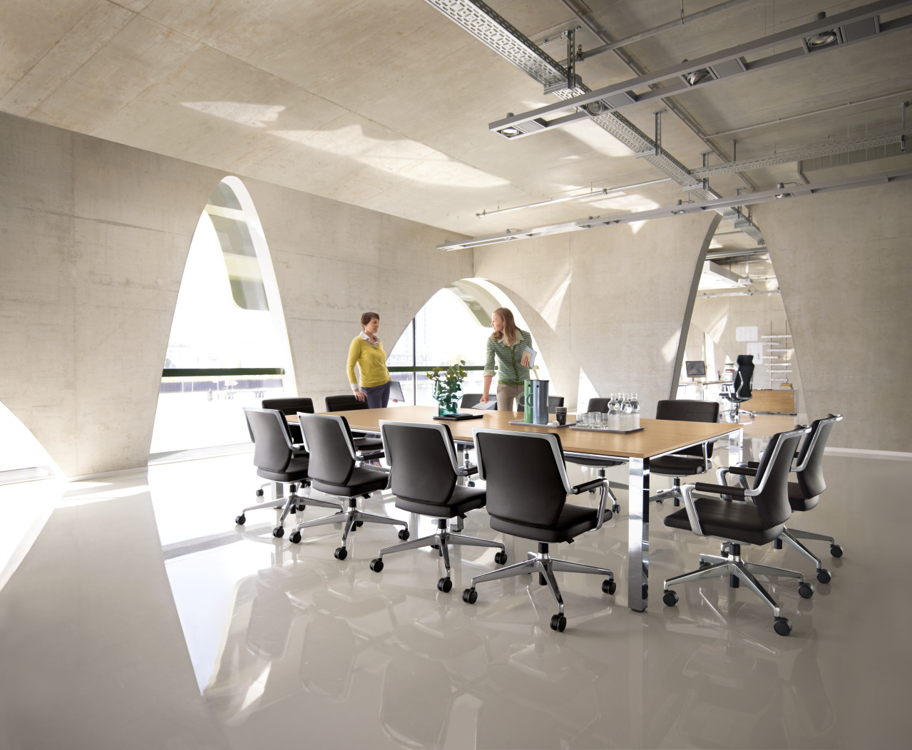 vergadermeubilair Sedus Heering Office Den Haag