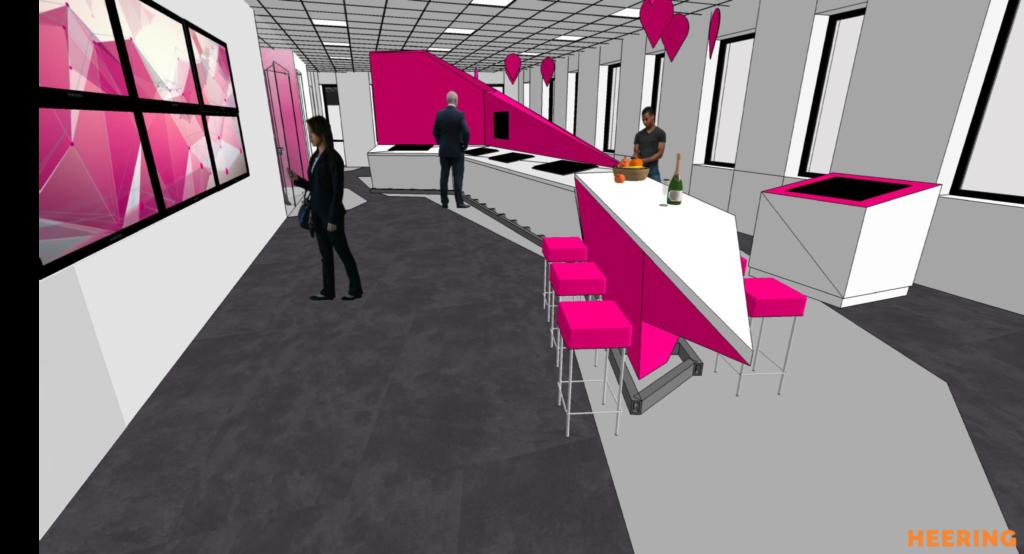 concept werkelement Heering Office Den Haag