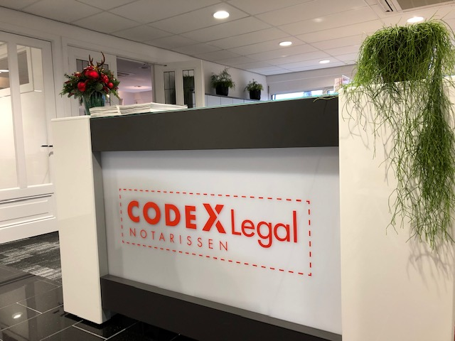 renovatie en restyling Heering Office Den Haag