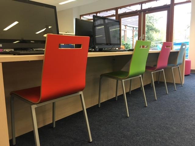 maatwerk meubilair Heering Office Den Haag