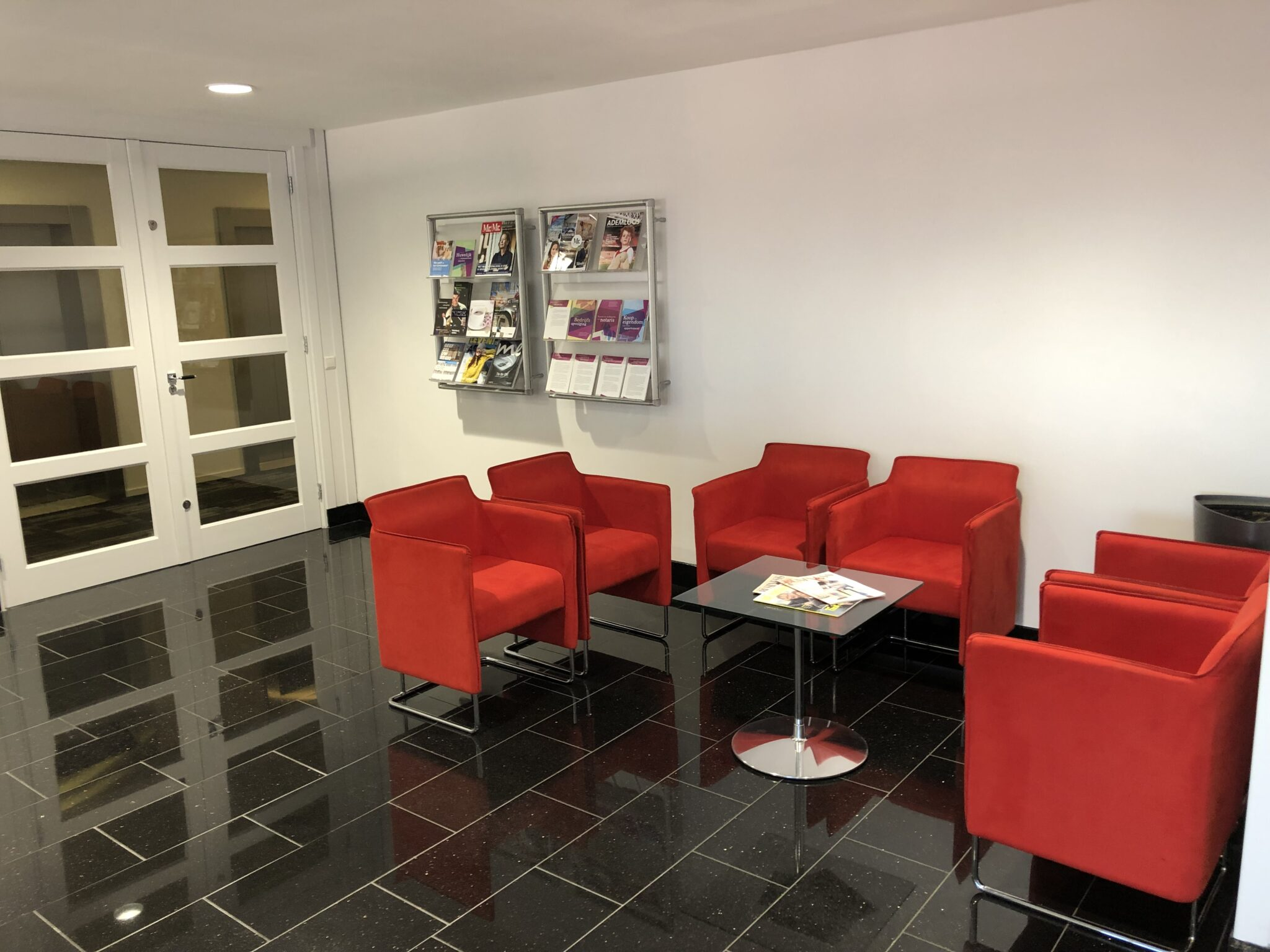 renovatie en restyling Heering Office Den Haag