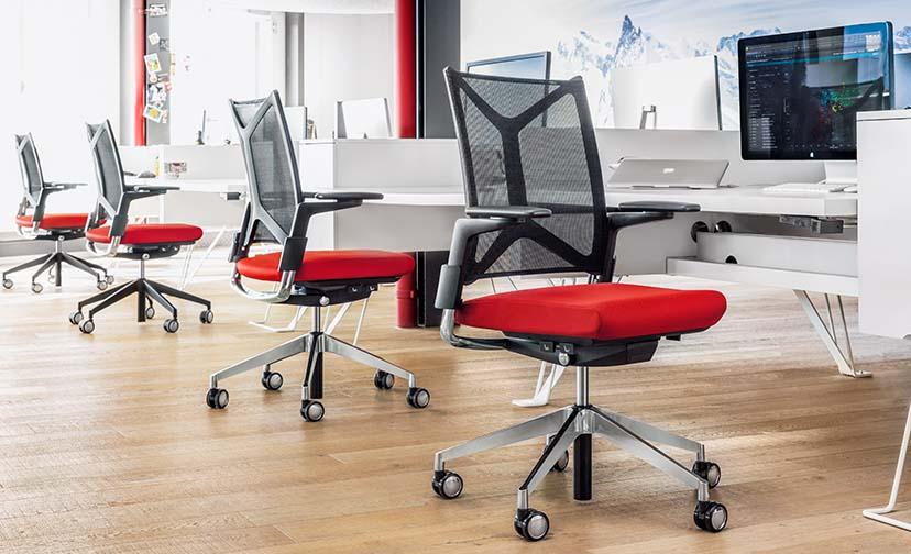 girsberger camiro Heering Office Den Haag