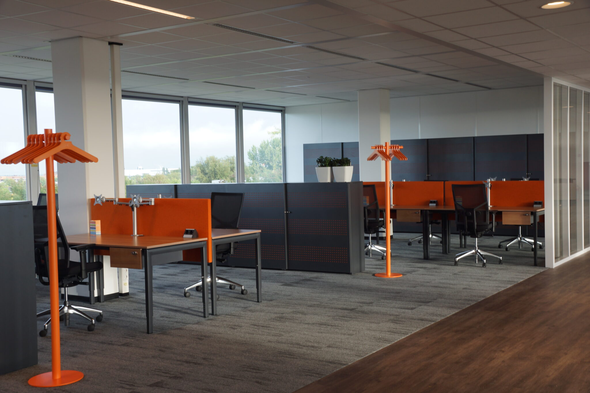 FNV project Heering Office Den Haag