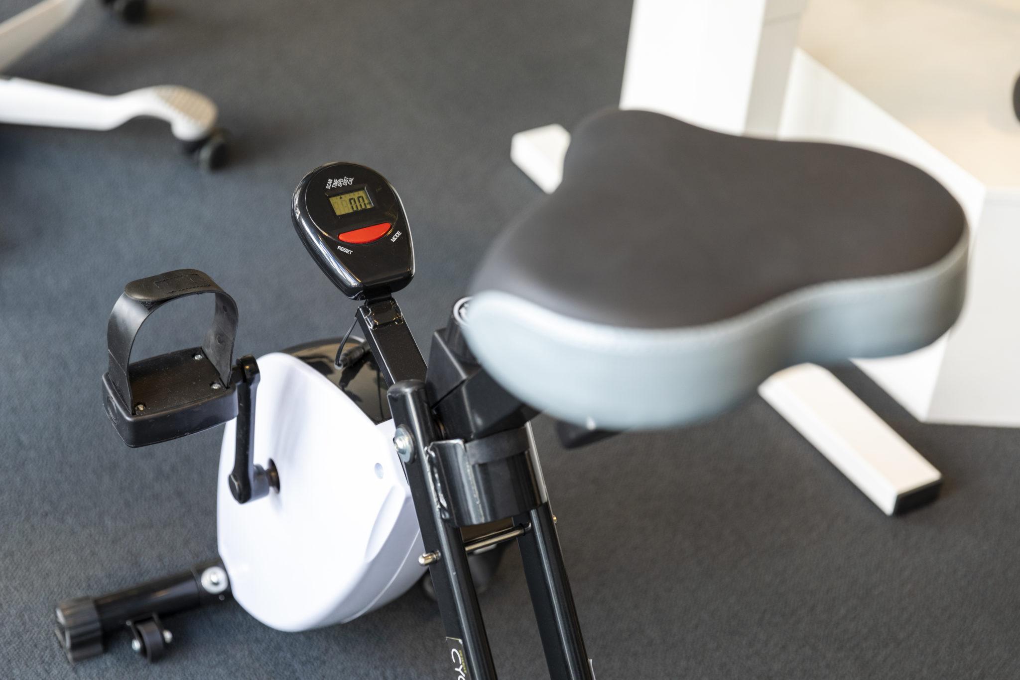 ergonomische producten deskbike Heering Office Den Haag