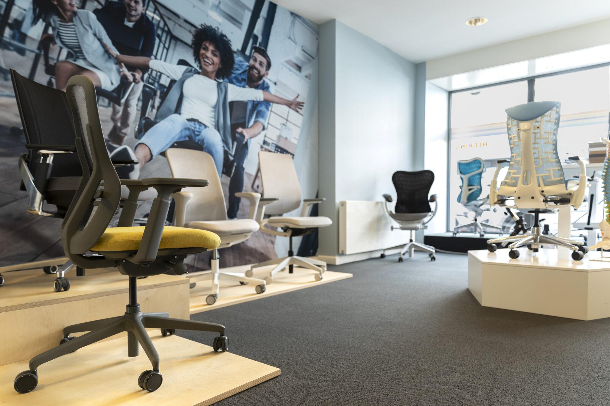 ergocorner Heering Office Den Haag