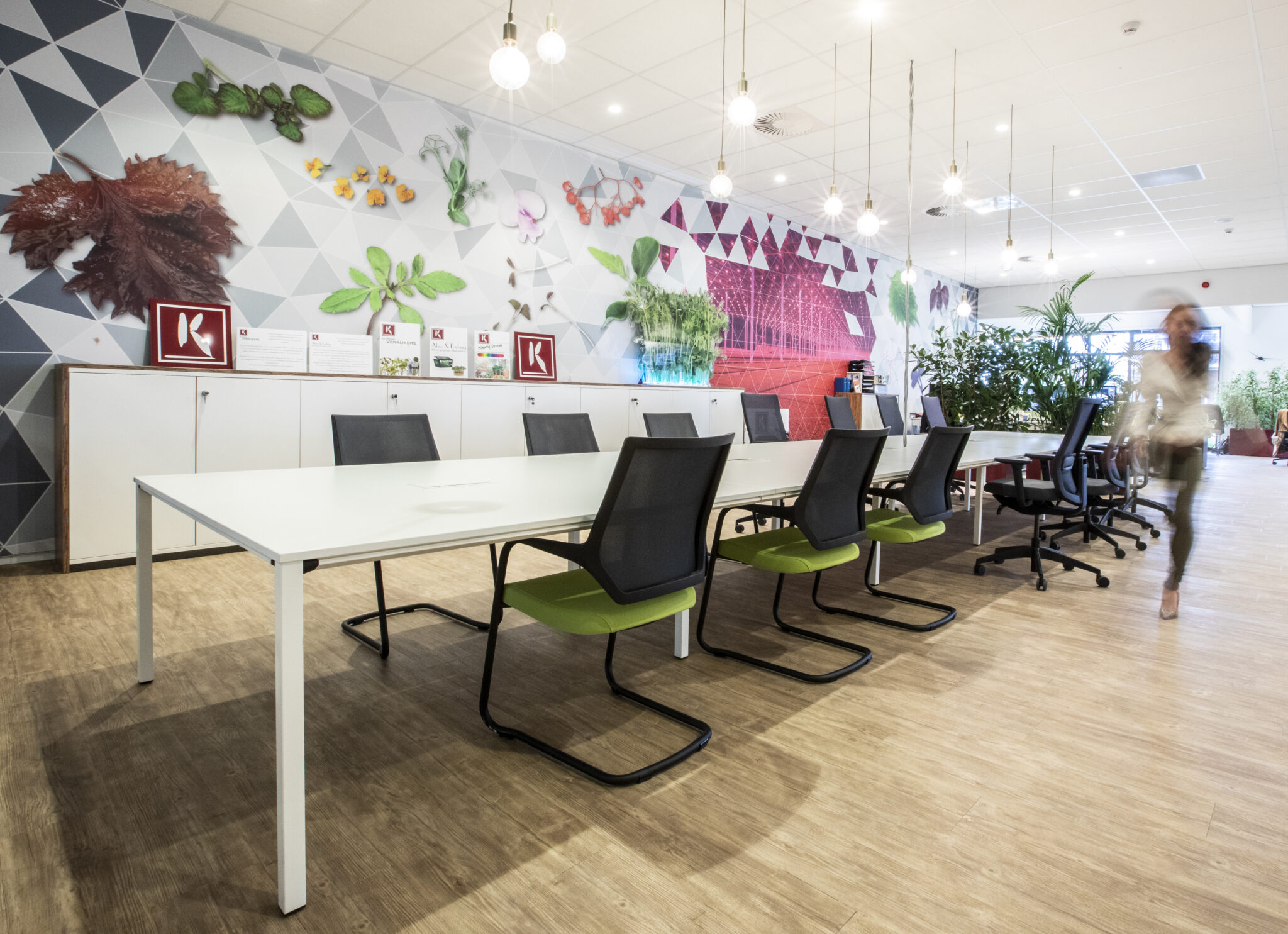 Koppert Cress project Heering Office Den Haag