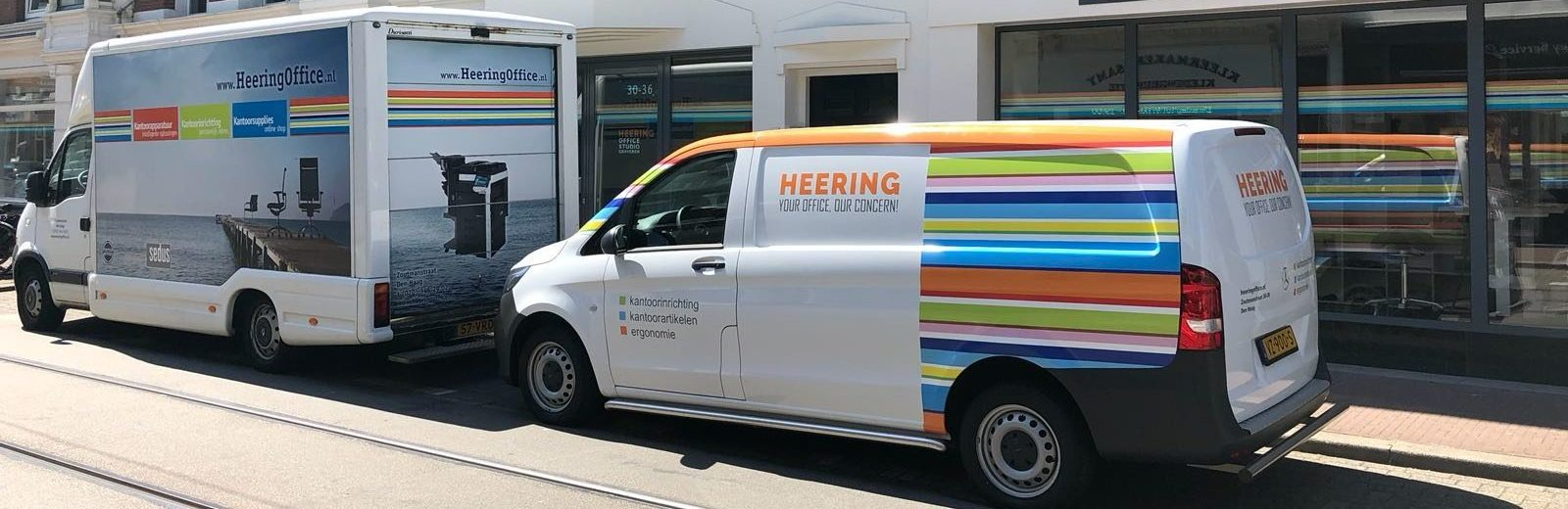 contact Heering Office Den Haag