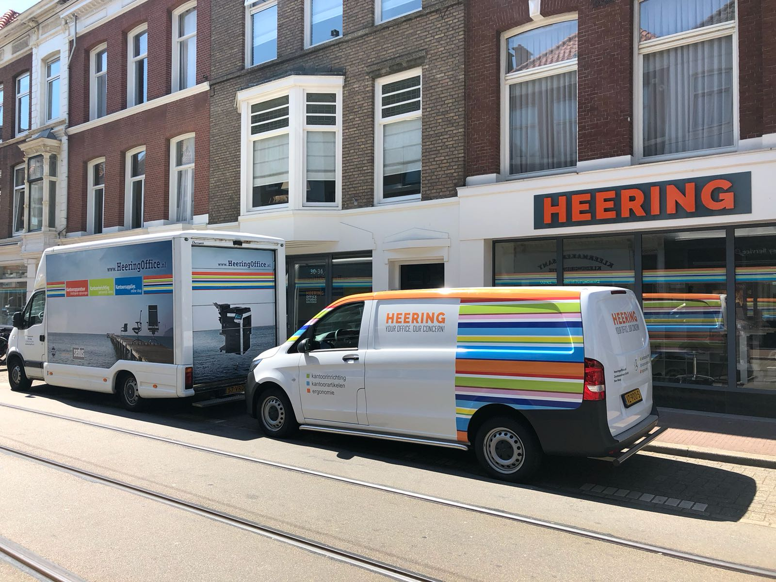 contact Heering Office Den Haag
