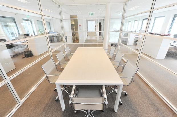 systeemwanden Heering Office Den Haag