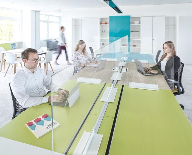 Sedus preventie werkplek Heering Office Den Haag