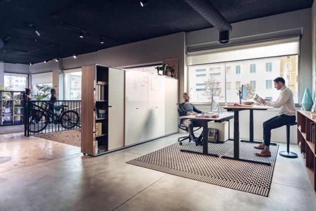 Sedus thuiswerken Heering Office Den Haag