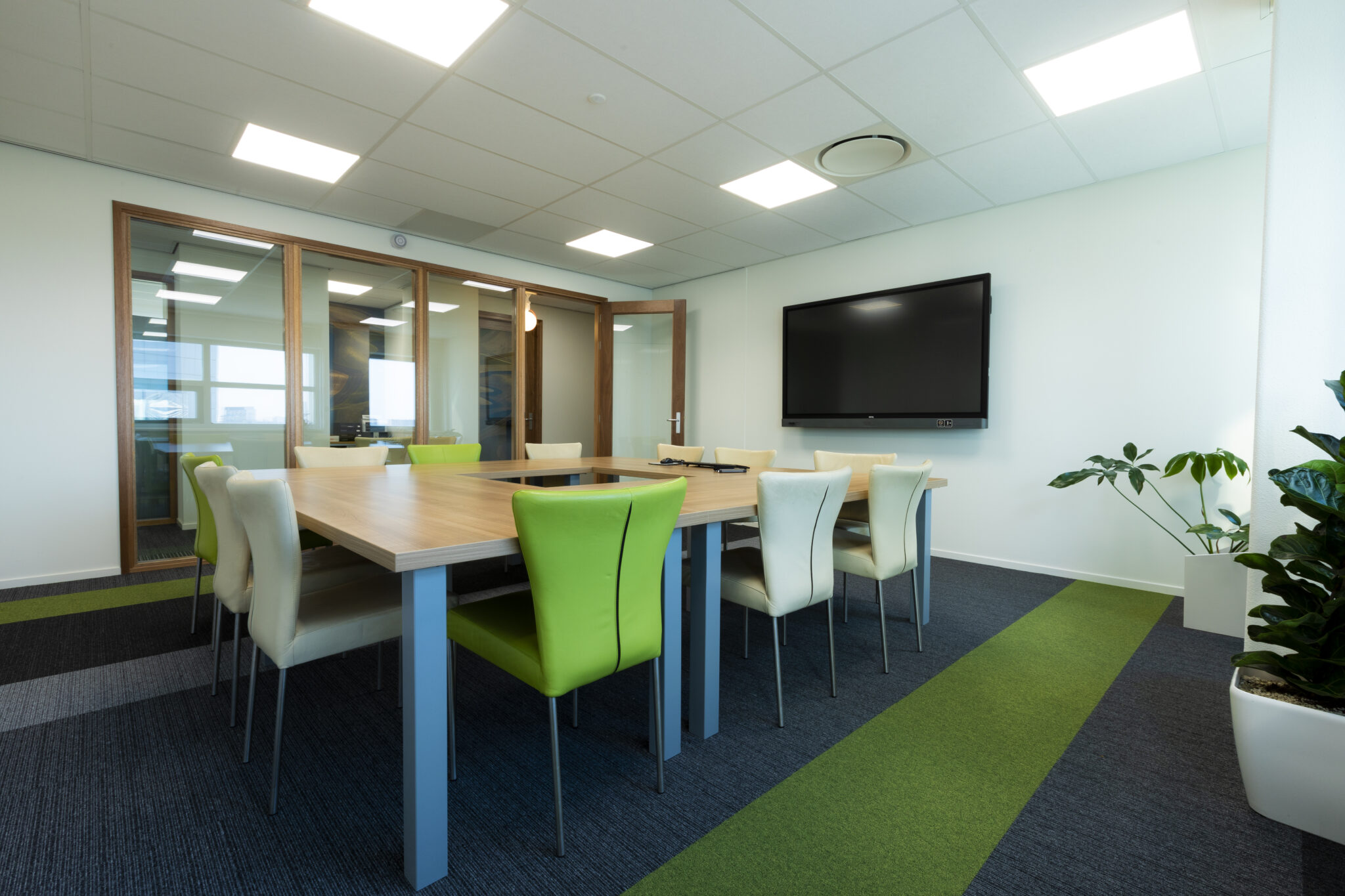 Project Hersenstichting Heering Office Den Haag